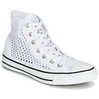 Cipők Női Magas szárú edzőcipők Converse CHUCK TAYLOR ALL STAR HANDMADE CROCHET HI Fehér