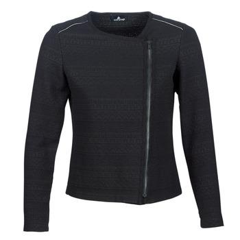 Ruhák Női Kabátok / Blézerek One Step ROBI Fekete