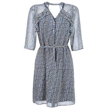 Ruhák Női Rövid ruhák One Step FLORUS Tengerész / Sokszínű
