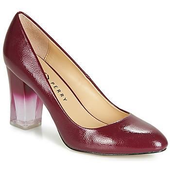 Cipők Női Félcipők Katy Perry THE A.W. Piros