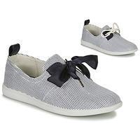 Cipők Női Rövid szárú edzőcipők Armistice STONE ONE Fehér / Tengerész