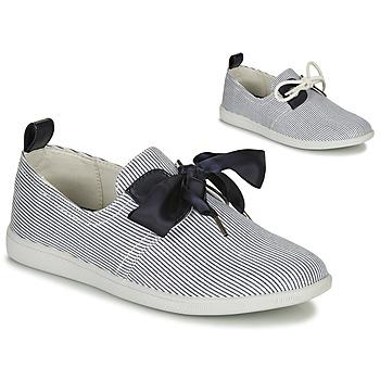 Cipők Női Rövid szárú edzőcipők Armistice STONE ONE Fehér   Tengerész 0e018f52c9
