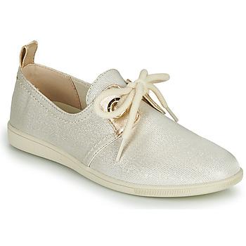 Cipők Női Rövid szárú edzőcipők Armistice STONE ONE Arany