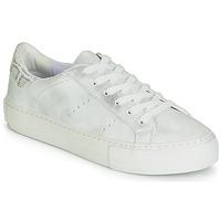 Cipők Női Rövid szárú edzőcipők No Name ARCADE Fehér / Ezüst