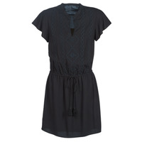 Ruhák Női Rövid ruhák Ikks BN30035-02 Fekete
