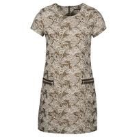 Ruhák Női Hosszú ruhák Ikks BN30165-65 Keki / Bézs