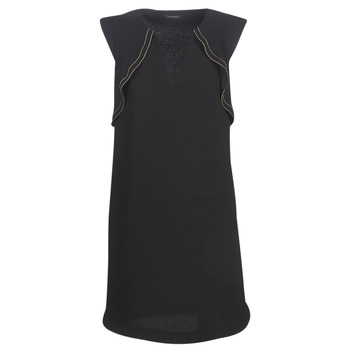 Ruhák Női Rövid ruhák Ikks BN31075-02 Fekete