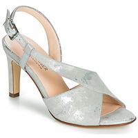 Cipők Női Szandálok / Saruk Peter Kaiser OPRAH Ezüst