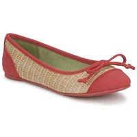 Shoes Női Balerina cipők / babák Blowfish NITA Piros