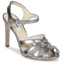 Cipők Női Szandálok / Saruk Moschino MA1604 Nappa-accai