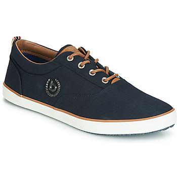 Cipők Férfi Rövid szárú edzőcipők Bugatti TUPANI Kék