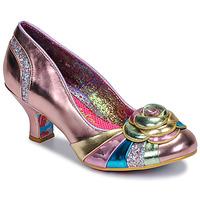Cipők Női Félcipők Irregular Choice STUPENDA Rózsaszín