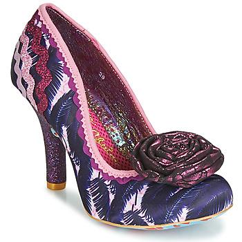 Cipők Női Félcipők Irregular Choice PRIZE WINNER Lila