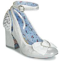 Cipők Női Félcipők Irregular Choice DEITY Ezüst