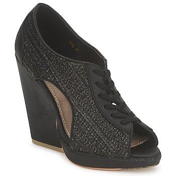 Cipők Női Bokacsizmák Feud WHIP Fekete
