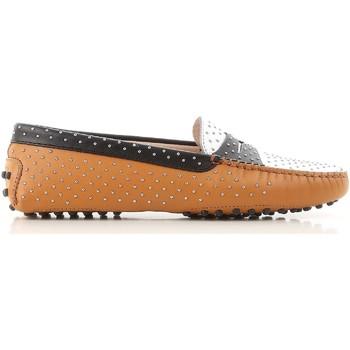 Cipők Női Mokkaszínek Tod's XXW00G0X360I0M0YZB multicolore