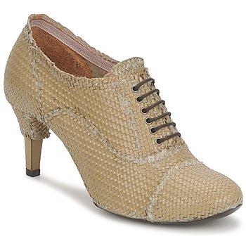 Cipők Női Bokacsizmák Premiata 2851 LUCE Okker
