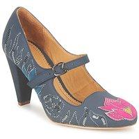 Cipők Női Félcipők Maloles CLOTHILDE Szürke / Rózsaszín
