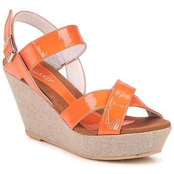 Cipők Női Szandálok / Saruk Regard RAGA Narancssárga