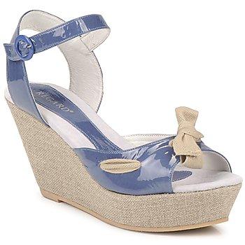 Cipők Női Szandálok / Saruk Regard RAGE Kék