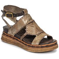 Cipők Női Szandálok / Saruk Airstep / A.S.98 LAGOS Arany