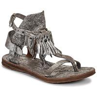 Cipők Női Szandálok / Saruk Airstep / A.S.98 RAMOS Ezüst