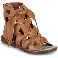 Cipők Női Szandálok / Saruk Airstep / A.S.98 RAMOS LACES Teve