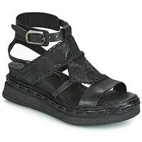 Cipők Női Szandálok / Saruk Airstep / A.S.98 LAGOS Fekete