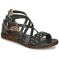 Cipők Női Szandálok / Saruk Airstep / A.S.98 RAMOS CLOU Fekete