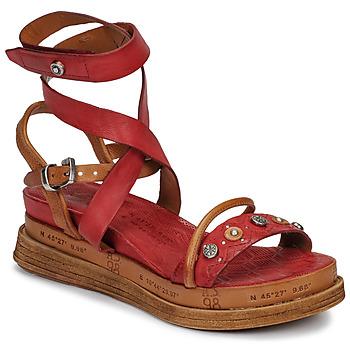 Cipők Női Szandálok / Saruk Airstep / A.S.98 LAGOS Piros