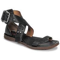 Cipők Női Szandálok / Saruk Airstep / A.S.98 RAMOS CROISE Fekete