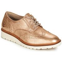 Cipők Női Oxford cipők Timberland ELLIS STREET OXFORD Rózsaszín / Arany