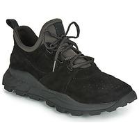 Cipők Férfi Rövid szárú edzőcipők Timberland BROOKLYN LACE OXFORD Fekete