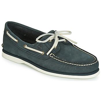 Cipők Férfi Vitorlás cipők Timberland CLASSIC BOAT 2 EYE Szürke