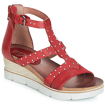 Cipők Női Szandálok / Saruk Mjus TAPASITA CLOU Piros