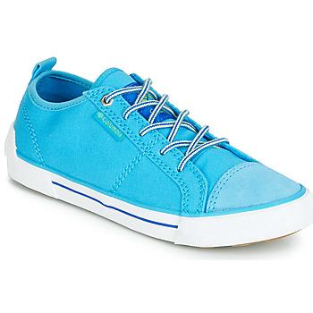 Cipők Női Rövid szárú edzőcipők Columbia GOODLIFE LACE Kék