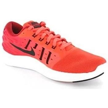 Cipők Férfi Rövid szárú edzőcipők Producent Niezdefiniowany Bury Nike Lunarstelos 844591 800 pomarańczowy, czerwony