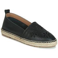 Cipők Női Gyékény talpú cipők Betty London JAKIKA Fekete