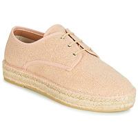 Cipők Női Gyékény talpú cipők Betty London JAKIKO Rózsaszín