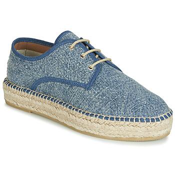Cipők Női Gyékény talpú cipők Betty London JAKIKO Tengerész