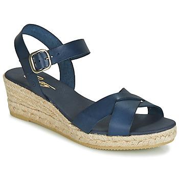 Cipők Női Szandálok / Saruk Betty London GIORGIA Tengerész