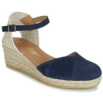Cipők Női Szandálok / Saruk Betty London INONO Tengerész