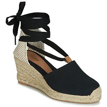 Cipők Női Szandálok / Saruk Betty London GRANDA Fekete