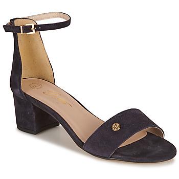 Cipők Női Szandálok / Saruk Betty London INNAMATA Tengerész