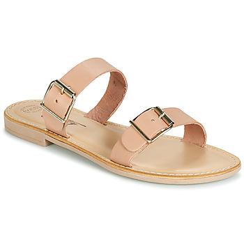 Cipők Női Papucsok Betty London JADALEBE Rózsaszín