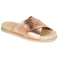 Cipők Női Papucsok Betty London JIKOTI Arany