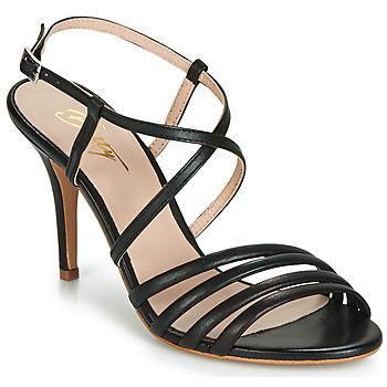 Cipők Női Szandálok / Saruk Betty London JIKOTIPE Fekete