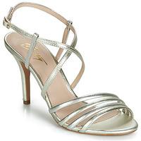 Cipők Női Szandálok / Saruk Betty London JIKOTIPE Arany / Ezüst