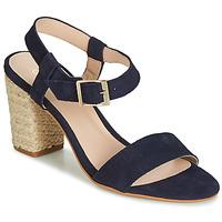 Cipők Női Szandálok / Saruk Betty London JIKOTIFE Tengerész