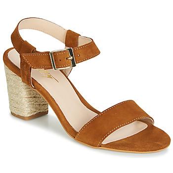 Cipők Női Szandálok / Saruk Betty London JIKOTIFE Teve